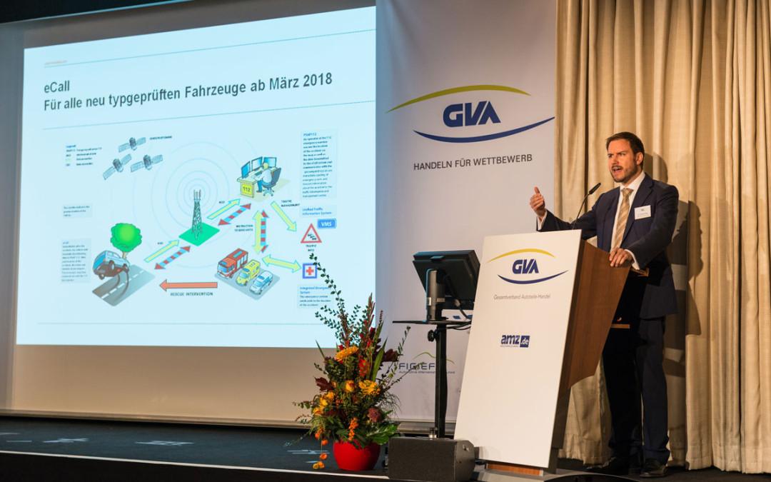 Vernetzte Fahrzeuge: GVA steigert Engagement für freien Datenzugang