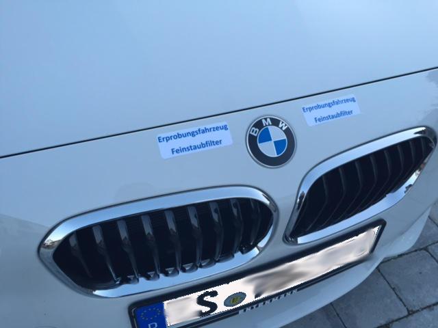 Das Auto als Luftreiniger: Deutscher Ideenpreis für Albert Kamm